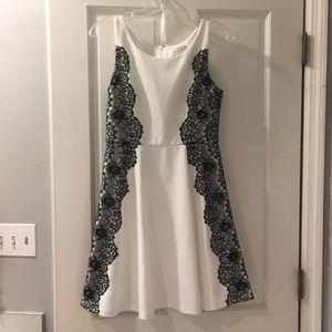 Jessica Simpson size two dress